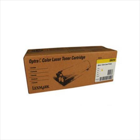 Lexmark 1361213 Original Yellow Toner Cartridge