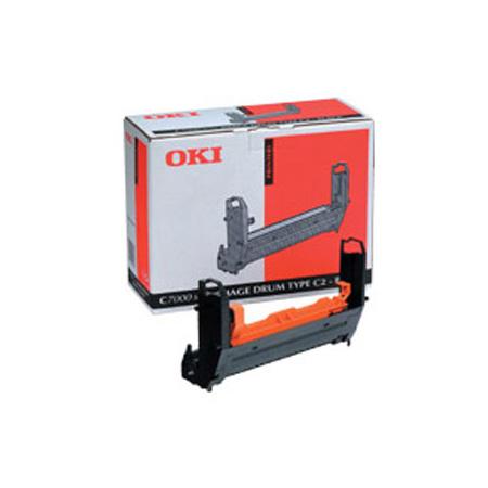 OKI 42126672 Original Cyan Imaging Drum Unit