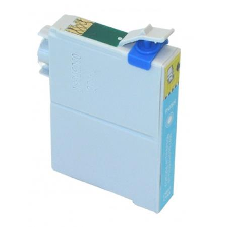 Compatible Light Cyan Epson T0795 Ink Cartridge (Replaces Epson T0795 Owl)