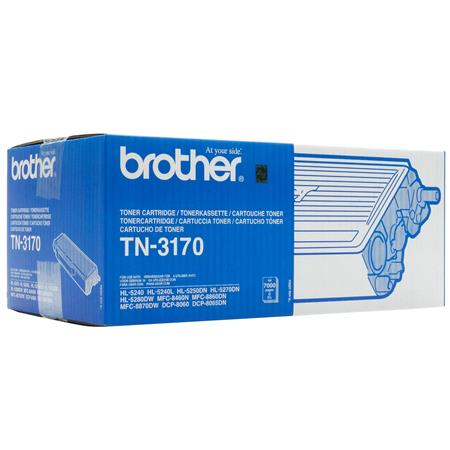 Brother TN3170 Black Original High Capacity Toner Cartridge