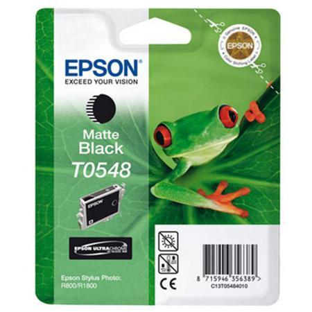 Epson T0541 (T054140) Photo Black Original Ink Cartridge (Frog)