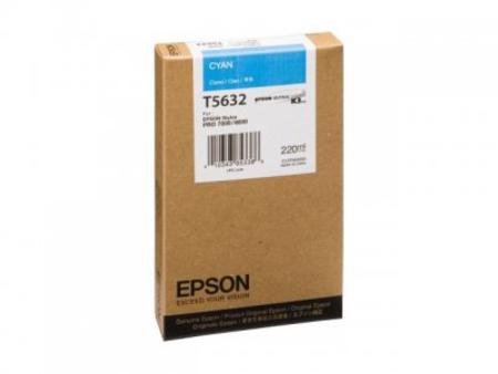 Epson T5632 (T563200) Cyan High Capacity Original Ink Cartridge
