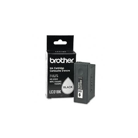 Brother LC01BK Black Original Print Cartridge