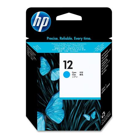 HP 12 Cyan Original Printhead