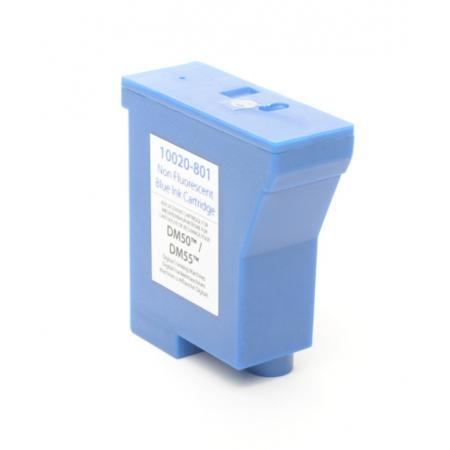 Compatible Blue Pitney Bowes K7800012 (DM50) Ink Cartridge
