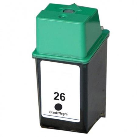 Compatible Black HP 26 Ink Cartridge (Replaces HP 51626AE)