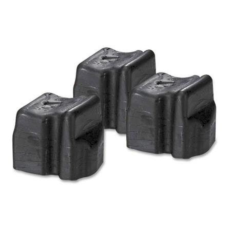 Compatible 3 x Black Xerox 108R00663 Solid Ink Sticks