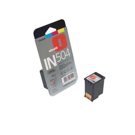Olivetti IN504 Colour Original High Capacity Cartridge (BO496)