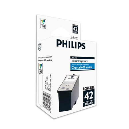 Philips PFA542 Black High Capacity Ink Cartridge
