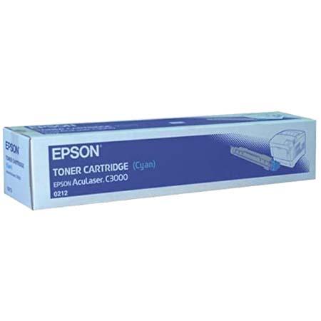 Epson S050212 Cyan Original Laser Toner Cartridge