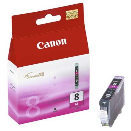 Canon CLI-8M Magenta Original Cartridge