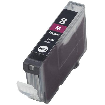 Compatible Magenta Canon CLI-8M Ink Cartridge (Replaces Canon 0622B001)