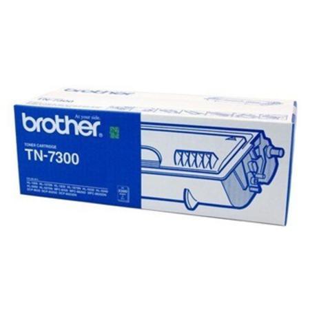 Brother TN7300 Black Original Standard Capacity Toner Cartridge