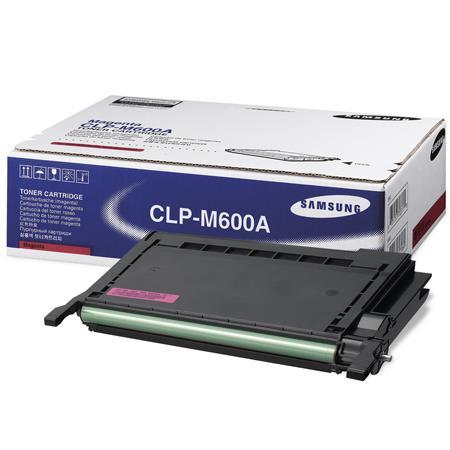 Samsung CLP-M600A Original Magenta Toner Cartridge