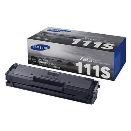Samsung MLT-D111S Black Original Toner Cartridge