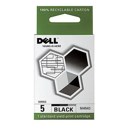 Dell 592-10092 (Series 5) Black Original High Capacity Ink Cartridge (M4640)