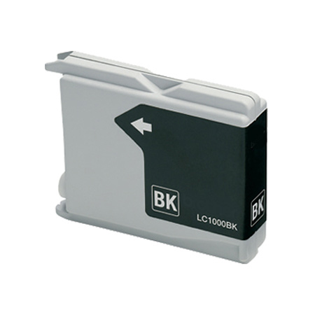 Compatible Black Brother LC1000BK Ink Cartridge