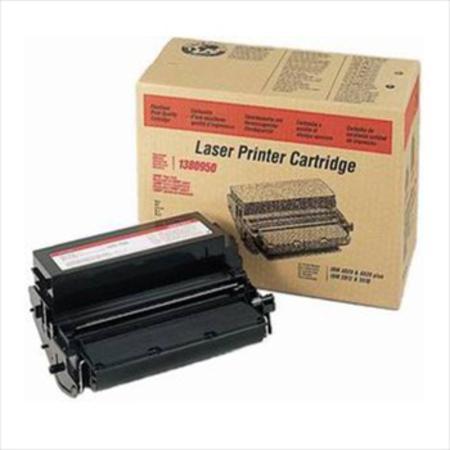 Lexmark 1380950 Original Black Toner Cartridge