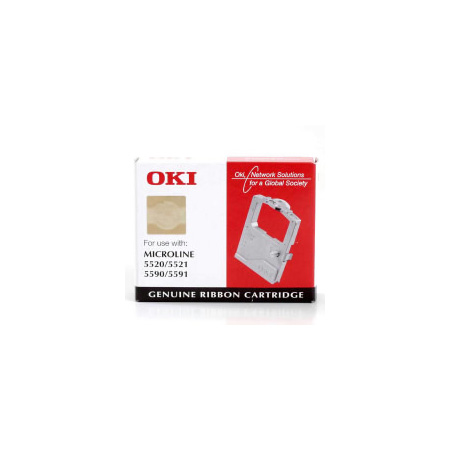 OKI 01126301 Original Black Ribbon