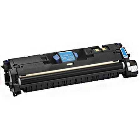 Compatible Cyan Canon 701C Toner Cartridge (Replaces Canon 9286A003AA)