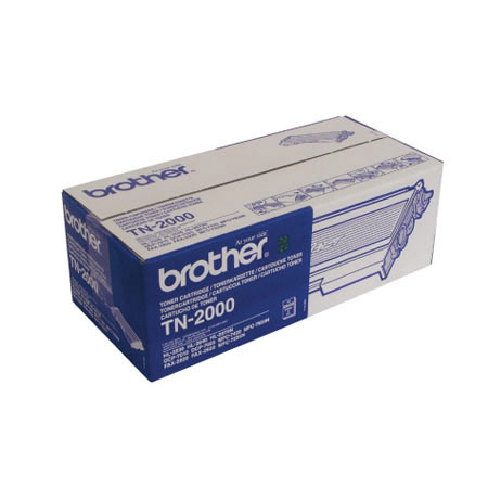 Brother TN2000 Black Original Toner Cartridge