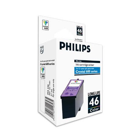 Philips PFA546 Colour High Capacity Ink Cartridge
