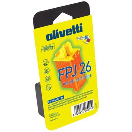 Olivetti FPJ26 Colour Original Cartridge (84436)