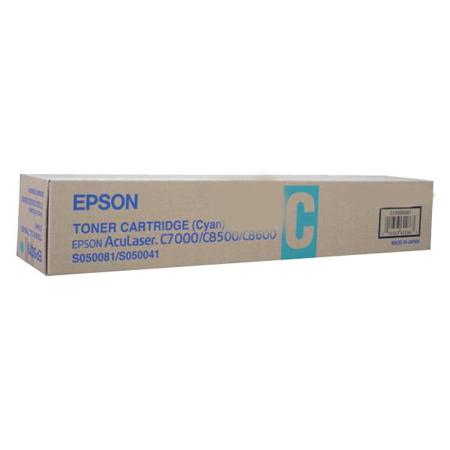 Epson S050041 Cyan Original Laser Toner Cartridge