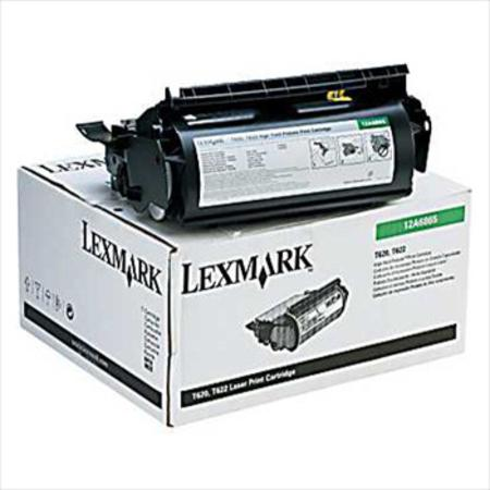 Lexmark 12A6865 Original Black Toner Cartridge