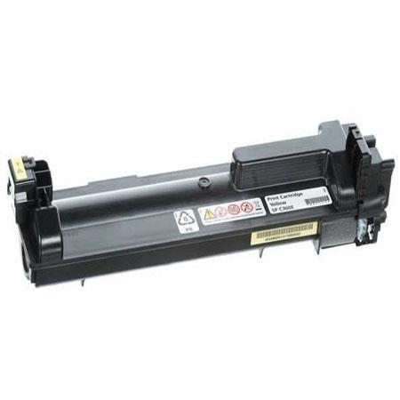 Compatible Yellow Ricoh 408187 High Capacity Toner Cartridge