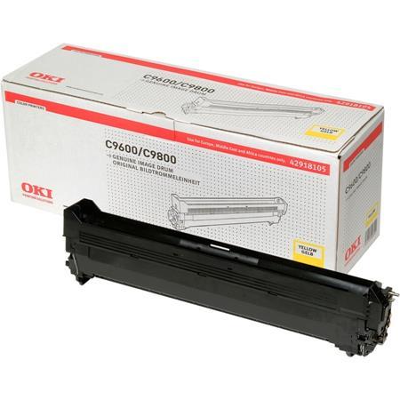 OKI 42918105 Original Yellow Imaging Drum