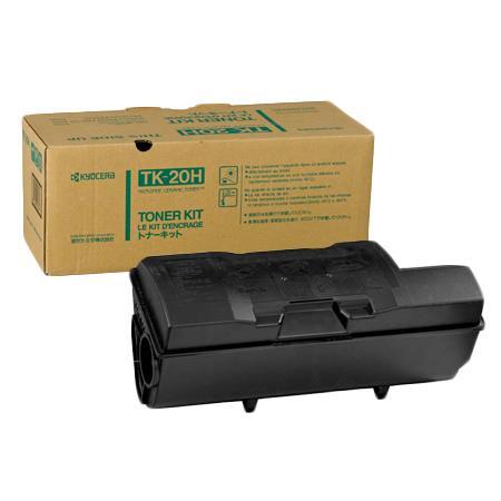 Kyocera TK-20H Original Black High Capacity Toner Cartridge
