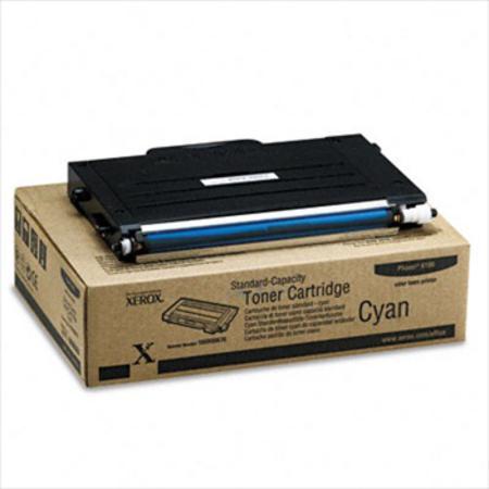 Xerox 106R00676 Original Cyan Toner Cartridge
