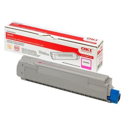 OKI 43487710 Original Magenta Toner Cartridge