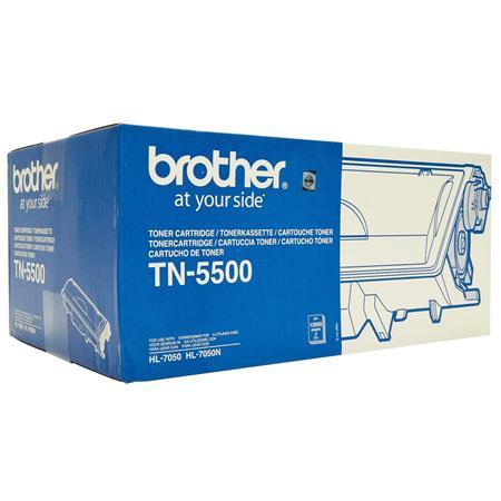 Brother TN5500 Black Original Toner Cartridge
