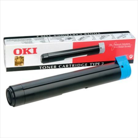 OKI 09002395 Original Black Toner Cartridge
