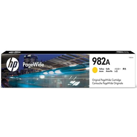 HP 982A (T0B25A) Yellow Original Standard Capacity PageWide Cartridge