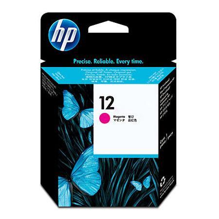 HP 12 Magenta Original Inkjet Cartridge