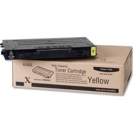 Xerox 106R00682 Original Yellow High Capacity Toner Cartridge