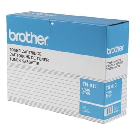 Brother TN01C Cyan Original Toner Cartridge
