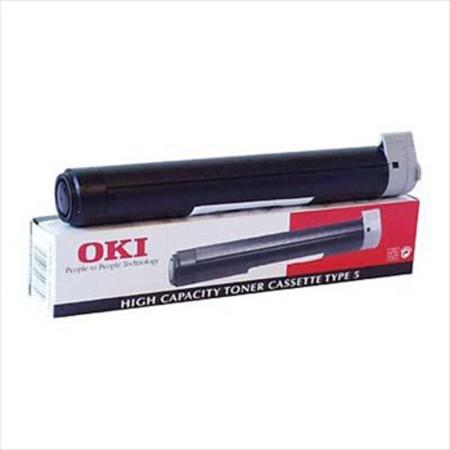 OKI 41331702 Original Black Toner Cartridge