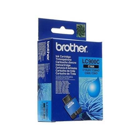 Brother LC900C Cyan Original Print Cartridge