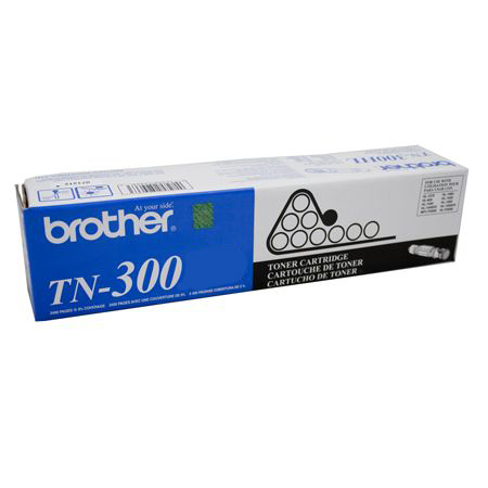 Brother TN300 Black Original Toner Cartridge