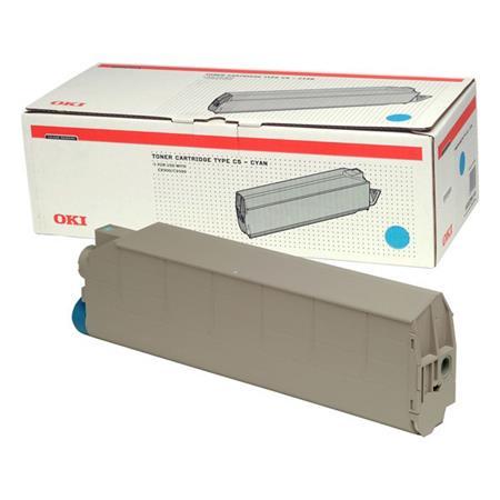 OKI 41963607 Original Cyan Toner Cartridge