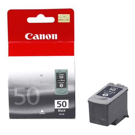 Canon PG-50 Black High Capacity Original Cartridge
