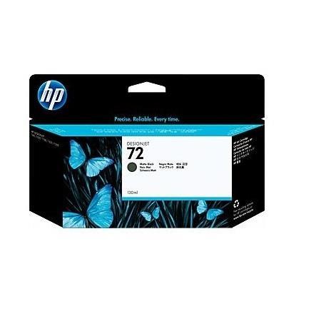 HP 72 Matte Black Original High Capacity Ink Cartridge with Vivera Ink