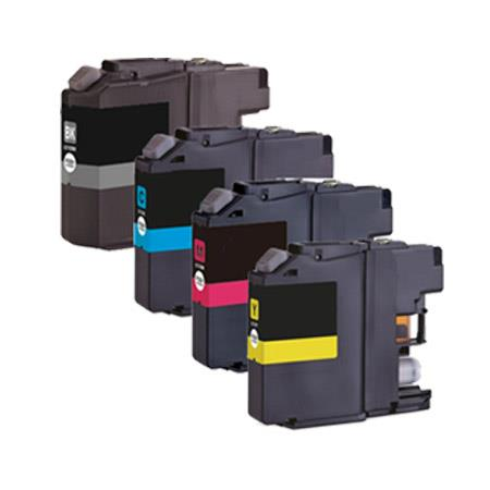 Compatible Brother LC123 Ink Cartridge Multipack
