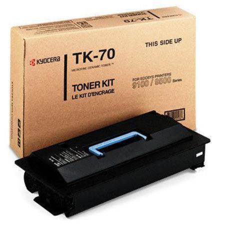 Kyocera TK-70 Original Black Toner Kit