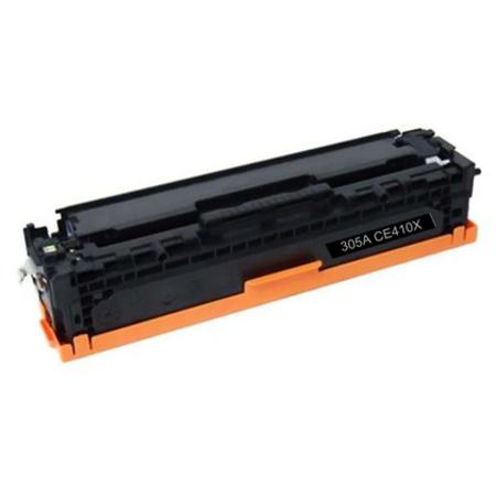 Compatible Black HP 305X High Capacity Toner Cartridge (Replaces HP CE410X)