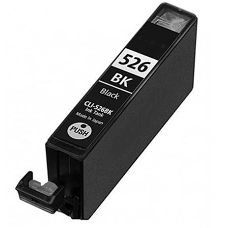 Compatible Black Canon CLI-526BK Ink Cartridge (Replaces Canon 4540B004)